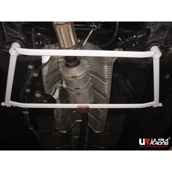 Honda Accord CM5 (2005) Front Lower Bar 4 Points