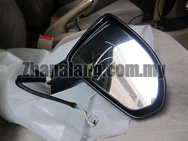 Honda City'03-06 Side Mirror RH(Non-Flip)