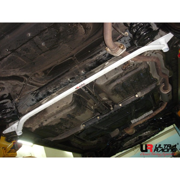 Honda City 1.5 (2005) Rear Lower Bar