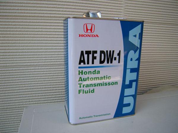 Honda Ultra ATF DW-1 4L