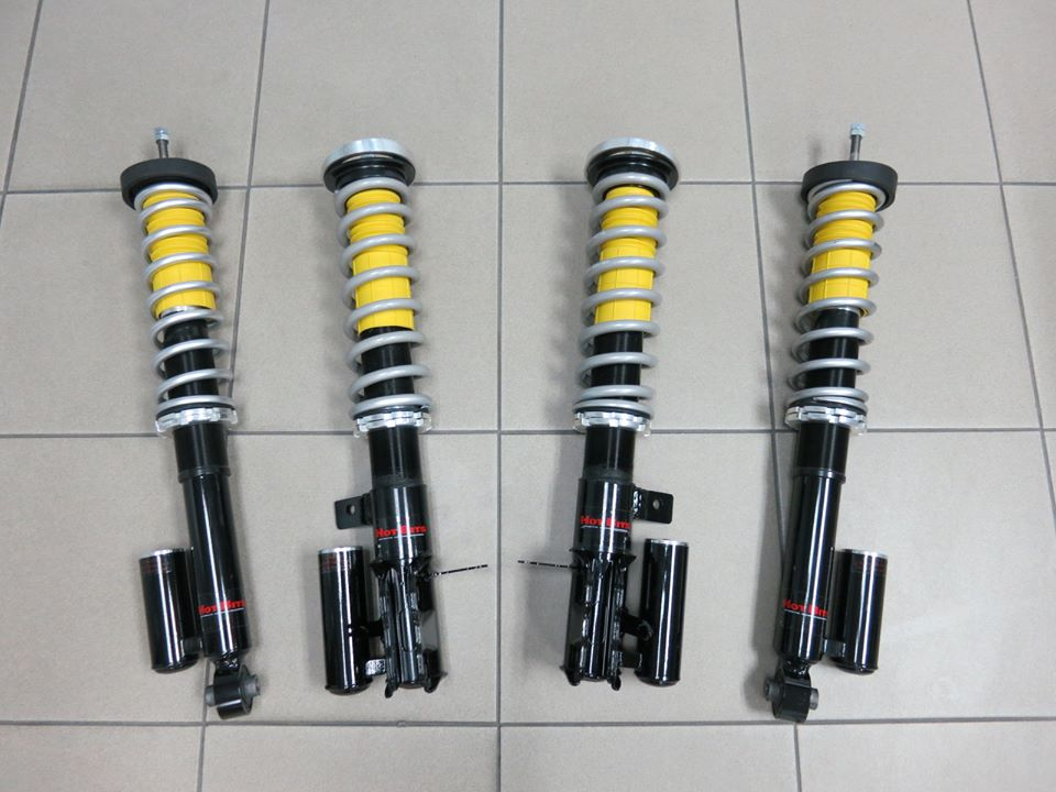 [December Super Deal]Hot Bits Fully Adjustable Performance Coilover with Canister for Proton Preve