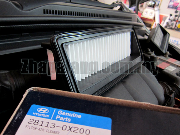 Hyundai i10 Air Filter 28113-0X200