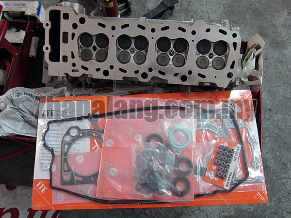 ITE Engine Cylinder Head Gasket Set(Top Set) Toyota 2TZ-FE Estima 2.5