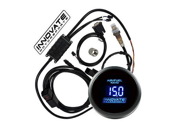 Innovate DB Gauge/LC-1 Wideband Air/Fuel Kit- Blue LED
