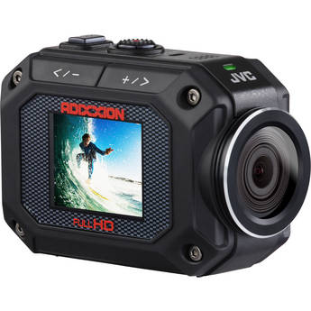 JVC GC-XA2 ADIXXION Action Camera - Image 1