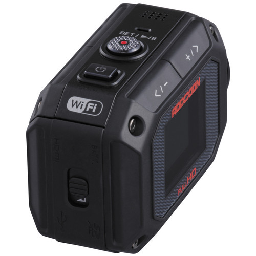 JVC GC-XA2 ADIXXION Action Camera - Image 4