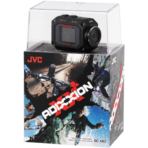 JVC GC-XA2 ADIXXION Action Camera - Image 10