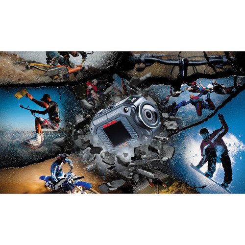 JVC GC-XA2 ADIXXION Action Camera - Image 13