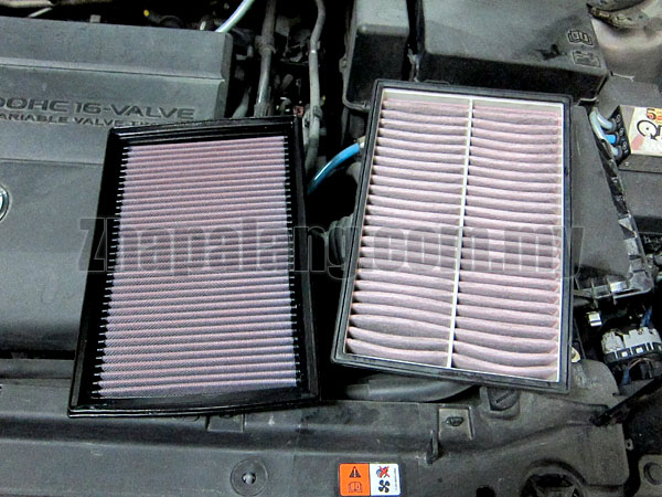 K&N Drop In Filter Mazda Mazda 3 '2007-ON 33-2293