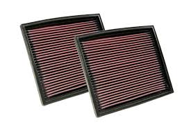 K&N Drop In Filter BMW E39 M5 5.0 V8 33-2142 x 2