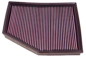 K&N Drop In Filter BMW E60 540i, 545i, 550i 33-2294
