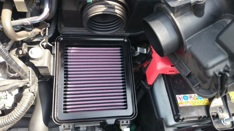 K&N Drop In Filter Honda Jazz / Insight Hybrid