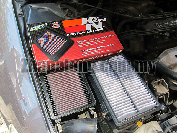 K&N Drop In Filter Honda Accord CG 2.0/2.3'00-
