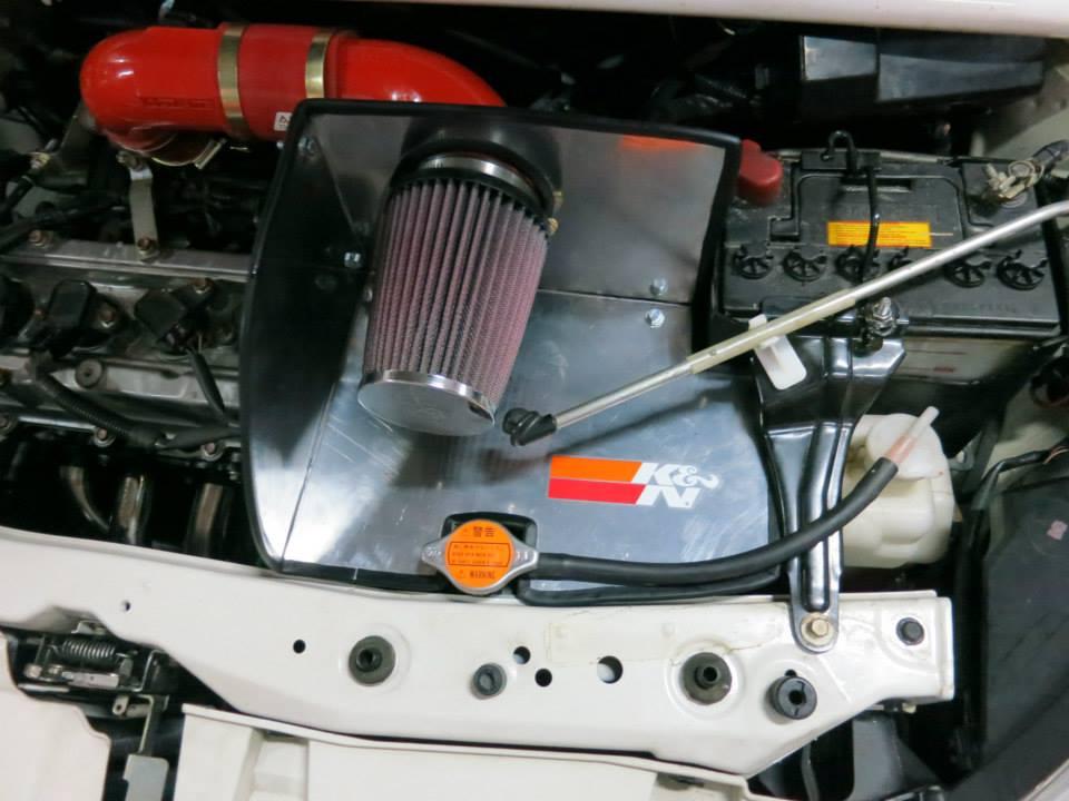 K&N Open Pod Kit Perodua Myvi
