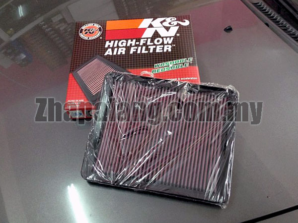 K&N Drop In Filter Kia Optima K5