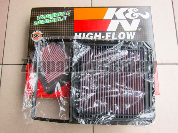 K&N Drop In Filter Toyota Avanza 1.5L '2011-ON