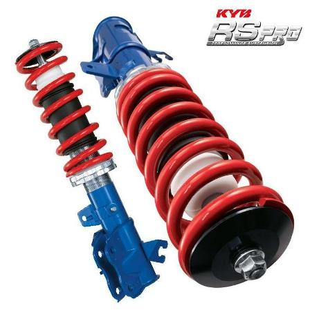 KYB RS PRO Performance Adjustable Coilover for Toyota VIOS '03 (*Rear separate adjust)