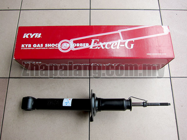 Kayaba Excel-G Rear Absorber for Proton Satria Neo