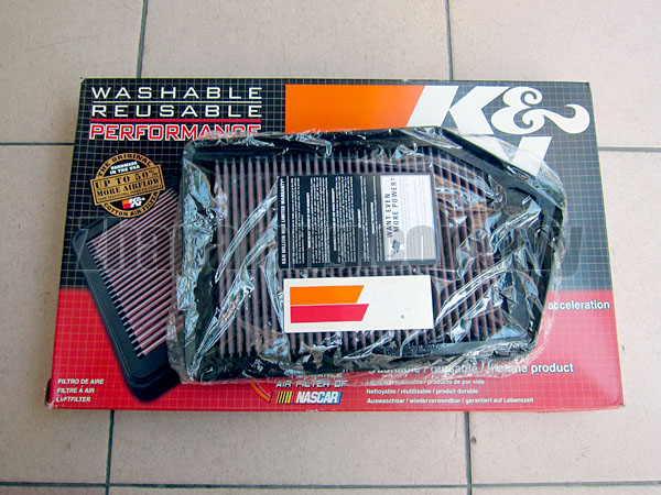 K&N Drop In Filter Honda Accord 2.4 2013-