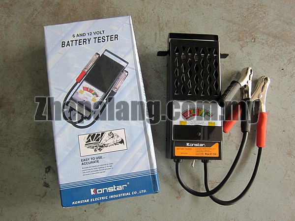 Konstar Electric Battery Tester (BT-100A)