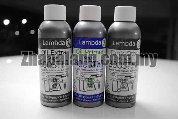 Lambda Oil Primer 125ml(Engine Flush)