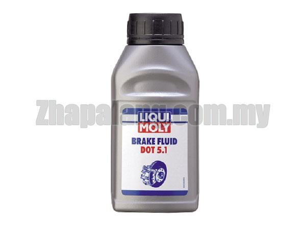 LIQUI MOLY BRAKE FLUID DOT 5.1 - 250 ML