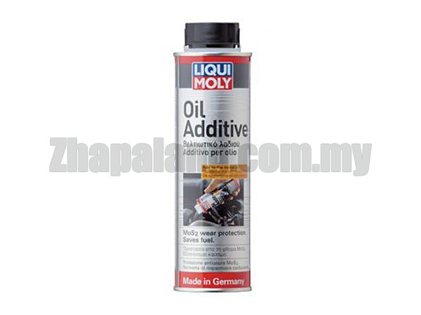 LIQUI MOLY MOS2 ENGINE TREATMENT -300ML