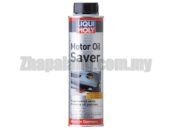 LIQUI MOLY MOTOR OIL SAVER - 300 ML