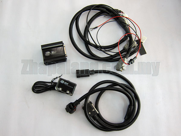 M-TEK Common Rail ECU DIESEL CONTROLLER/Power Box/Tuning Box for Toyota Vigo 3 Pin 8 Mode