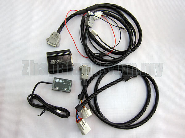 M-TEK Common Rail ECU DIESEL CONTROLLER/Power Box/Tuning Box for Toyota Vigo VNT(Variable Nozzle Turbine) 6 Pin 3 Mode