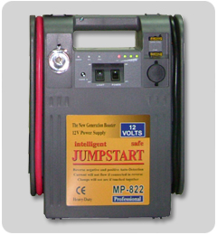 MP822 Intelligent Jumpstart with AC power System