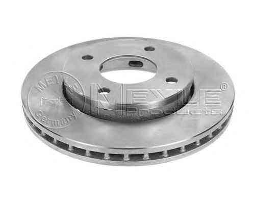 MEYLE 0155212088 Front Brake Disc for Smart forFour/Mitsubishi Colt 1.5