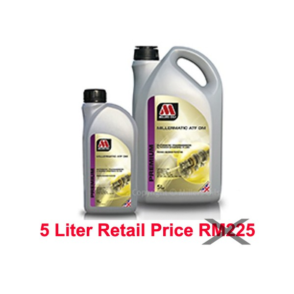 Millers Transmission Oils MILLERMATIC ATF DM 5L