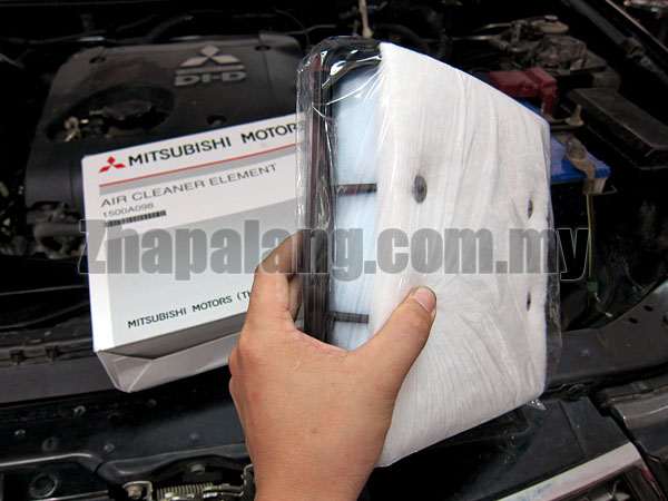 Original Mitsubishi L200/Triton Air Filter