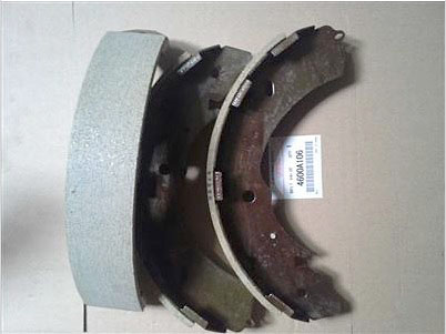 Genuine Mitsubishi Brake Shoe for Triton L200 KB8T 4600A106