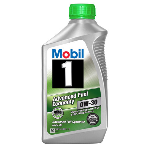 Mobil 1 0W-30 Advanced Fuel Economy