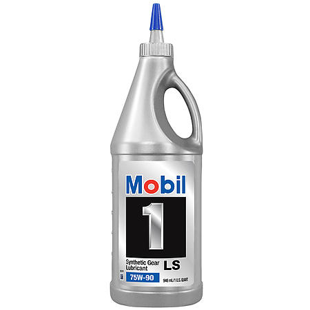 Mobil 1 Synthetic Gear Lubricant LS 75W-90