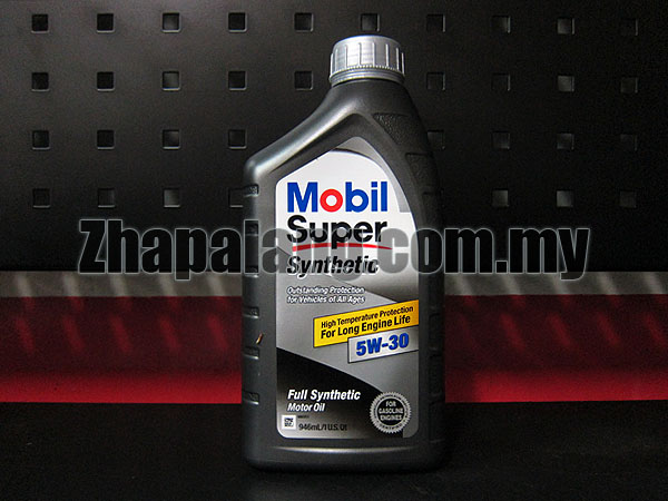 Mobil Super Synthetic 5W30