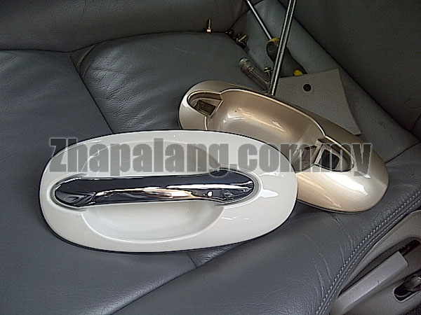 Original Naza Ria Sliding Door Outer Handle LH