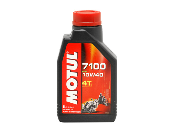 Motul 7100 4T Ester 10w40 Fully Synthetic Oil 1L