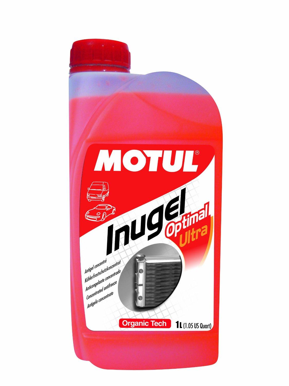 [Coming Soon!]Motul Inugel Optimal Ultra Organic Tech Pure Condensed Anti Freeze - 1 Liter
