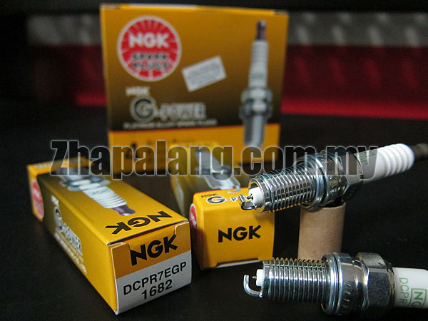 NGK G-Power Platinum Spark Plugs for Myvi'07-