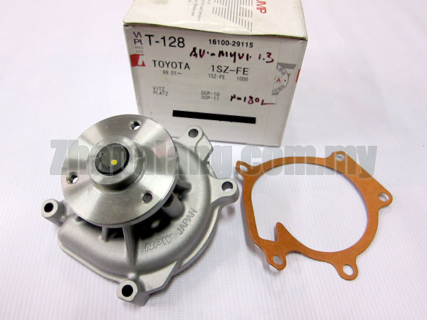 NPW Water Pump for Perodua Myvi 1.3