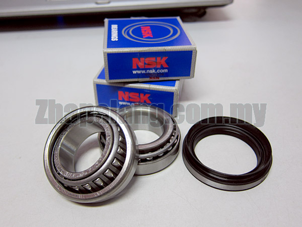 NSK Rear Wheel Bearing Set for Proton Saga/Iswara