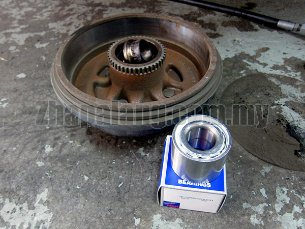 NSK Rear Wheel Bearing for Suzuki Swift '05-