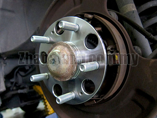 NTN Rear Wheel Bearing Assy for Honda Odyssey RA6 - Image 4