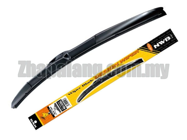 NWB DESIGN Wiper Blade(Graphite) 24""