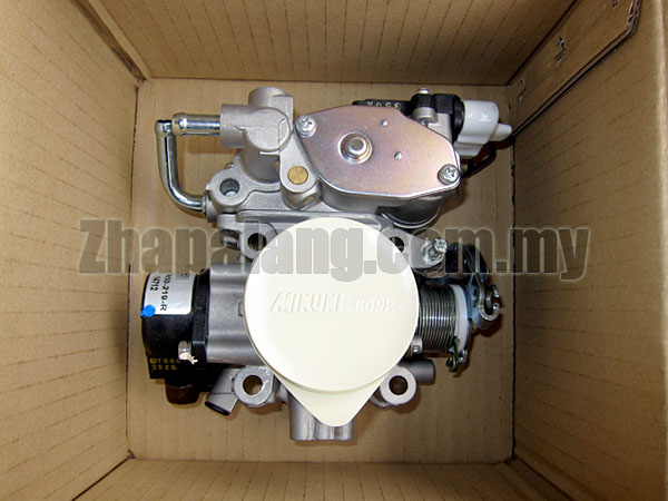 Original APM Proton Wira 1.6 Throttle Body Assy