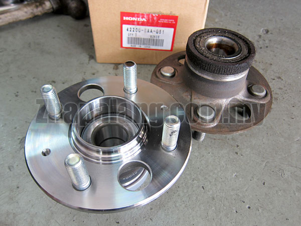 Original Honda City'03-06(SEL) Rear Wheel Bearing Assy 42200-SAA-G51