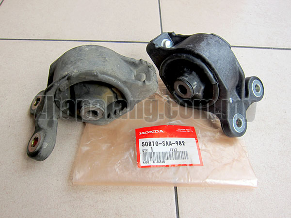Original Honda Jazz/Fit/City 03-06 Engine Mounting Complete Set - Image 4